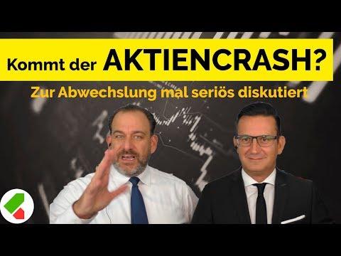 Aktiencrash | echtgeld.tv Talk September 2018 mit Claus Vogt | echtgeld.tv (27.09.2018)