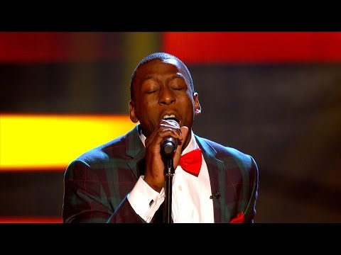 Otty Warmann performs 'Express Yourself' - The Voice UK 2015: Blind Auditions 3 - BBC One