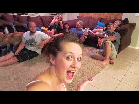 SPECIAL VIEWING PARTY! (8.2.14 - Day 554)