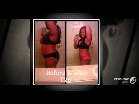 Before and After T25