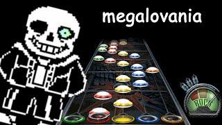 Guitar Hero Custom: MEGALOVANIA (Metal Cover by RichaadEB) - Undertale