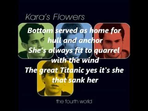 My blue ocean - Kara's Flowers
