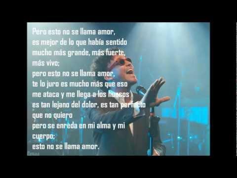 Andres Cepeda - Esto No Se Llama Amor