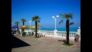 ✦Погода В Лазаревском Море 7 утра 12.10.18 вода 22 воздух 25