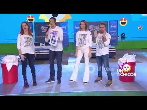 Fede Bal y Liz Solari compitieron contra Caro Ibarra y Dany Martins y se desmadró