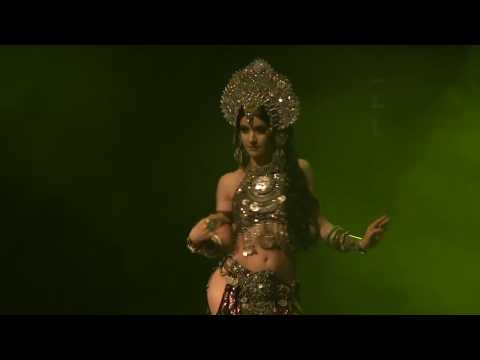 Habibi Lal, КИРА ЛЕБЕДЕВА, Украина | TRIBAL BEAT FEST 2016