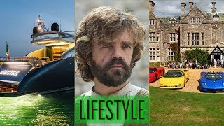 PETER DINKLAGE LIFESTYLE 2018 (CAR, YACHT,FAMILY,BIOGRAPHY,PETS,FAVORITES)
