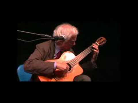 An Evening With Gene Bertoncini part 4 Eleanor Rigby solo