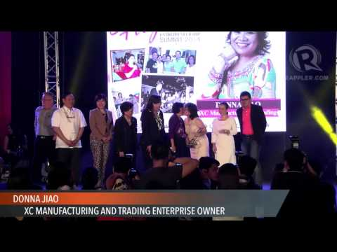 6th Go Negosyo Filipina Entrepreneurship Summit: 2014 GoNegosyo Filipina STARpreneurs