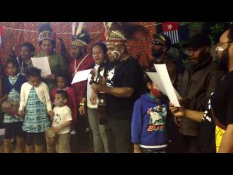 West Papuan Freedom Song. video