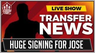 Mourinho's Marquee Transfer! Man Utd Transfer News