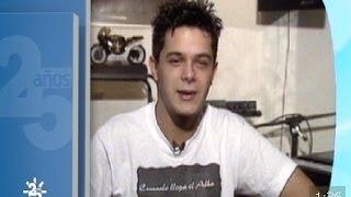 25 Años De Canal Sur: Chiste De Alejandro Sanz (1994)