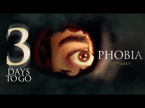 Just 3 Days To Go For Phobia