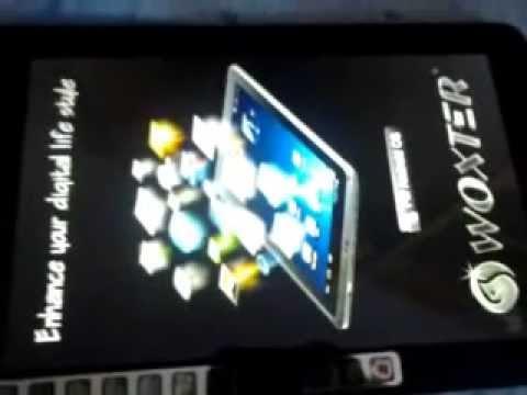 Problema woxter tablet 101ips ayuda. como solucionarlo.