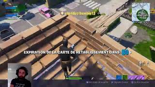 BROUBROU - LIVE FORTNITE - FAST AND LOBBY -  feat Kadouble