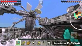 HIZLANDIRILMIS Minecraft Pe Survival Games #23