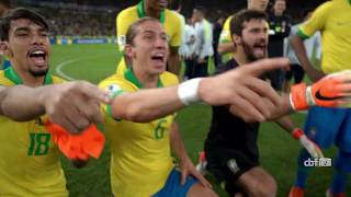 BASTIDORES do TÍTULO da COPA AMÉRICA 2019: BRASIL 3 x 1 PERU no MARACANÃ