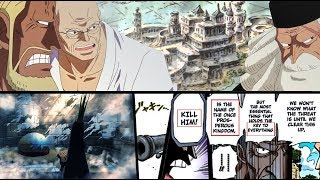 What Happened During The Void Century? The Name Of The Ancient Kingdom Is ... - One Piece