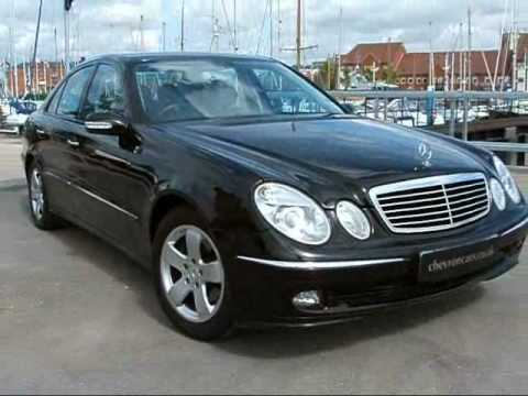 Mercedes Benz E280 Avantgarde Sold Youtube