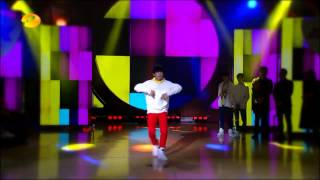 TFBOYS《天天向上》易烊千玺舞蹈SOLO - JACKSON YI Dance Solo 超清版