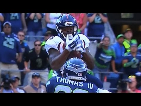 Denver Broncs vs Seattle Seahawks: Week 3
