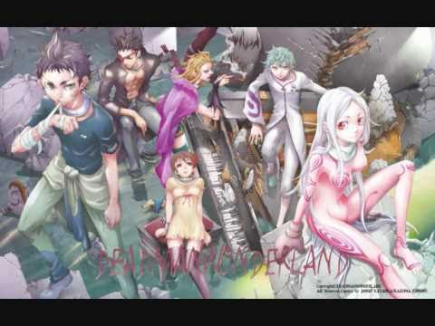 Deadman Wonderland Ending   Shiny Shiny Full Song