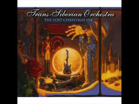 Trans Siberian Orchestra - Christmas Nights In Blue
