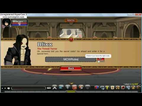 =AQW= Blixx Secret Code /Join DVG [HD]