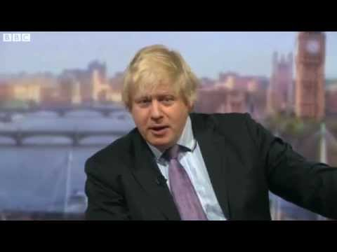 Eddie Mair vs Boris Johnson (Full Interview)