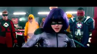 Download Kick-Ass 2 - 'Earthquake' - 'Fight Scene' 3Gp Mp4
