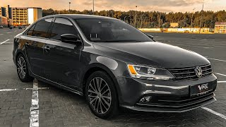 Volkswagen Jetta 1.8 TSI. Автомат портит всё?