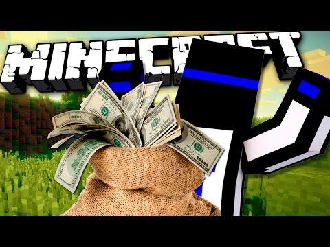 Денежные драки - Minecraft Money Walls (Mini game)