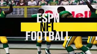 ESPN NFL 2K5 Lions vs Packers
