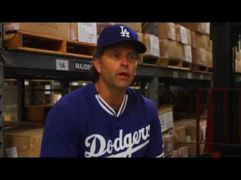 Dugout Seats, A fresh frank, and some peanuts! Who doesn't enjoy America's favorite past time? Our new warehouse manager Eric Karros runs a tight ship, and l...
