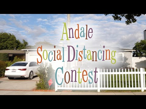 Andalé Social Distance Creative Home Video Contest