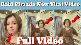 Rabi Pirzada relationship with Fauzia ilyas full details