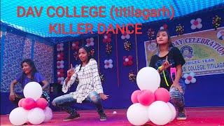 #Hutiyapa_series    Dav college(titilagarh) annual function.