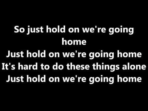 Drake   Hold On Were Going Home ft Majid Jordan Lyrics)
