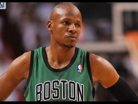 Ray Allen's Top 10 Dunks Of His Career