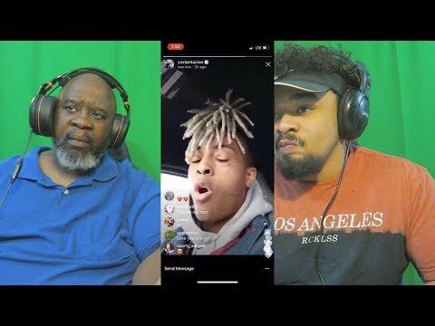 Dad Reacts to XXXTentacion Dead at 20 - (R.I.P. XXXTentacion) thumbnail