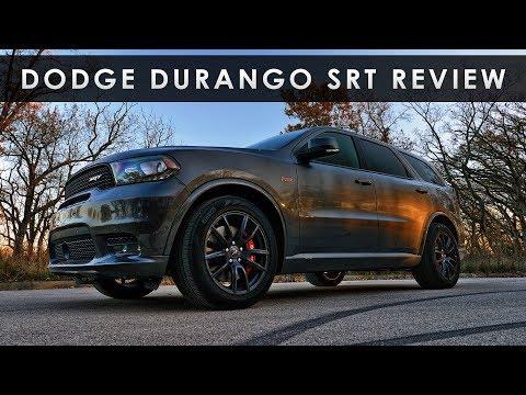 Review | 2018 Dodge SRT Durango | Protein Shake Hauler