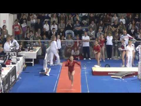 Kyla Ross (USA) Jesolo 2012 - VT ,15.550