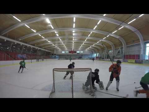 Hockey practice #4