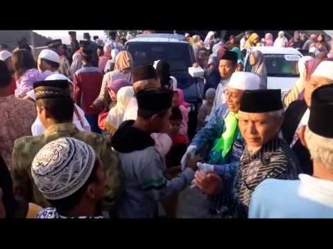 Video info haji jawa tengah 2015
