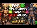 Top 10 World Of Warcraft Transmogs And Slutmogs #1