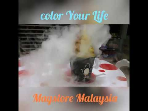 Magstore Malaysia Yoobi mix ice cream