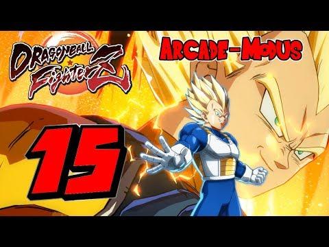 Dragon Ball FighterZ - Part 15 - Der Schlangenpfad (Arcade Modus)   Let's Play [Deutsch]