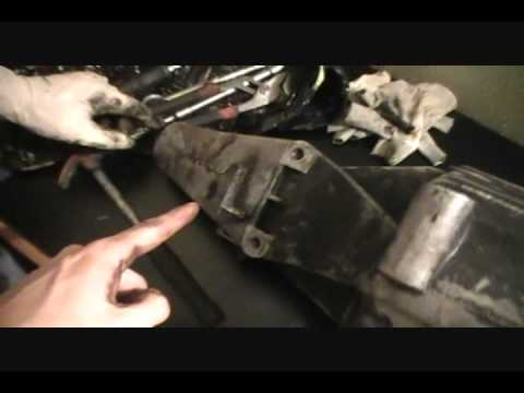 NV3500 standard transmission rebuild how to -part1