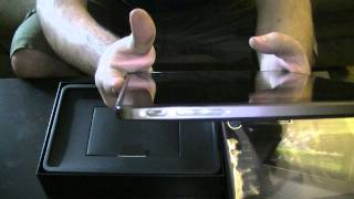 ASUS Eee Pad Transformer android 3.1 tablet UN-boxing/review PT.1