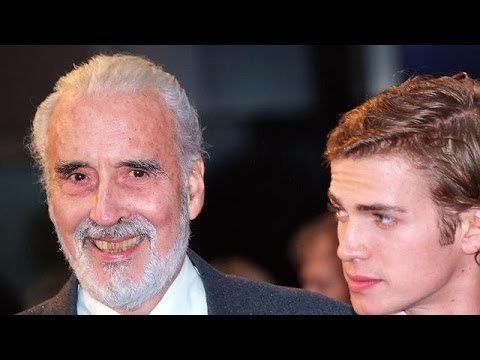 British actor Christopher Lee dies aged 93: official